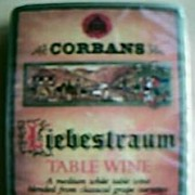 "Wine Company Brand ""Liebestraum "" Advertising Playing Cards Circa 1980"