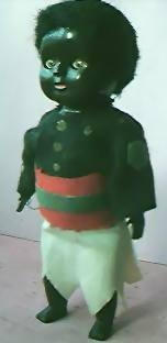 Fijian Policeman Doll