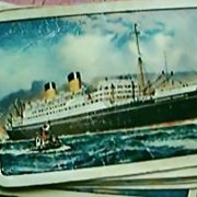 The Dominion Monarch Liner Playing Cards