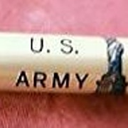 Raleigh Cigarettes / US ARMY Cigarette Lighter