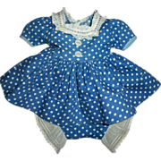 Early Original Arranbee Composition Doll Dress & Panties