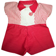 Cute Factory Romper for Boy Baby/Toddler Doll