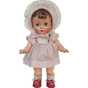 Darling All Original Effanbee Candy Kid, Composition Toddler Doll