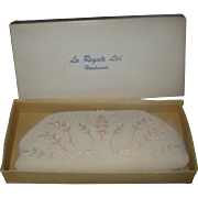 Vintage La Regale Beaded Purse in Original Box