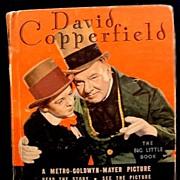 "1934 ""David Copperfield"" Big Little Book"