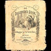 "Sep 1867 ""The Children's Hour"" Magazine"