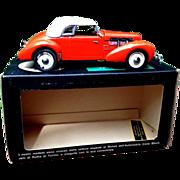 1970s Dugu Varallo Sesia Mint in Box