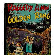 'Raggedy Ann's Wonderful Witch' Johnny Gruelle Book