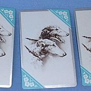 Borzoi card deck plus 3