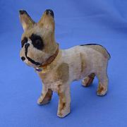 """antique French Bulldog fashion doll salon dog Germany 4"""""""