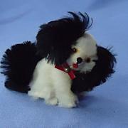Cavalier King Charles spaniel French fashion doll