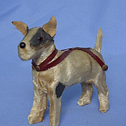 """antique Fripon fox terrier French fashion doll Germany 4"""""""