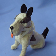 "SALE Fripon terrier dog French fashion doll 5"""