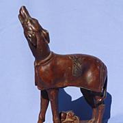 "Whippet Italian greyhound 10"""