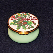 Kingsley Enamel Box - Fruits and Nuts