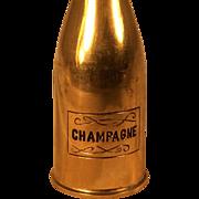 Champagne Bottle Corkscrew/Bottle Opener