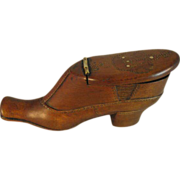 Wooden Shoe Snuff