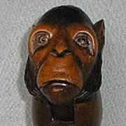 Black Forest Monkey Nutcracker