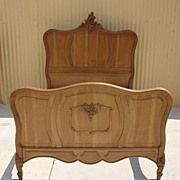 French Antique Louis XV Bed French Antique Bedroom Furniture Free Shipping