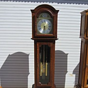 Vintage French Grandfather Clock Tall Case Clock FREE SHIPPING