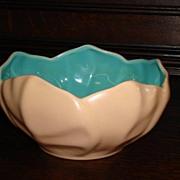 Beautiful Original Hand Made Catalina Pottery USA Bowl