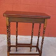 American Antique Flip Top Game Table American Antique Furniture