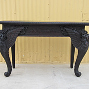 Antique Asian Console Table Sofa Table Antique Furniture