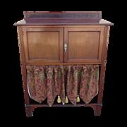 English Antique Cabinet Antique Shoe Rack Antique Furniture