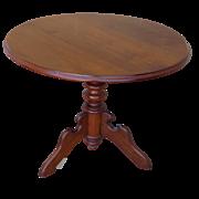 American Antique Table Antique Flip Top Table Antique Furniture