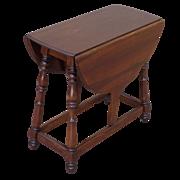 American Antique Table Drop Leaf Table Antique Furniture