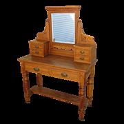 English Antique Dresser Antique Vanity Antique Furniture
