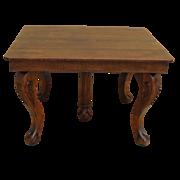 American Antique Table Antique Dining Table Antique Furniture