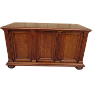 French Antique Chest Antique Trunk Blanket Chest Coffer Antique Furniture