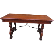 Spanish Antique Dining Room Table Spanish Antique Furniture