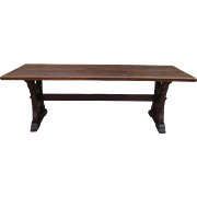 French Antique Rustic Table Antique Dining Room Table French Antique Furniture