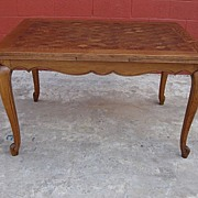 SOLD French Antique Dining Table