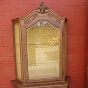 Antique Furniture French Antique Display Cabinet Antique Curio Cabinet China Cabinet