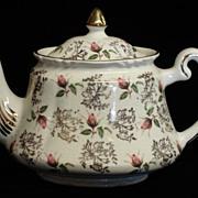 Beautiful English Price Tea Pot Tea Kettle with Roses