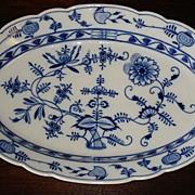 Large original Meissen Serving Platter Serving Dish