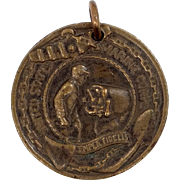 Bronze Marine Corps Medal Fidelity, Zeal, Obedience
