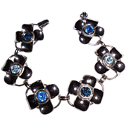 REDUCED Boyd Sterling Flower Bracelet – 7.25 inches
