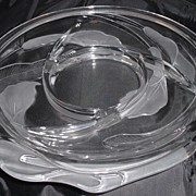 Crystal Clear Studios Clear Sectional Tray