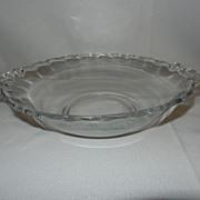 Vintage Fostoria Century Glass Mint Tray