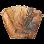 Vintage Mickey Mantle Baseball Glove