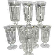 Lenox Crystal Antique Iced Tea or Water Goblet