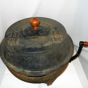 Antique D. H. Burrel Babcock Facile Milk and Cream Tester