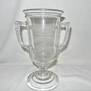 Vintage Loving Cup Vase