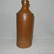 Vintage J Bourne- Denby Pottery Ink Bottle