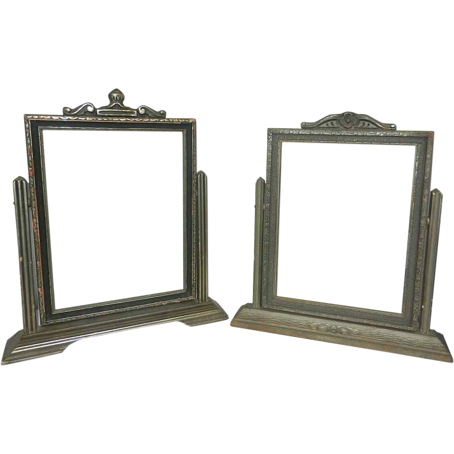 Vintage Wood Picture Frames 86