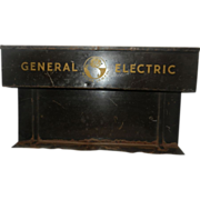 Vintage General Electric Store Bulb and Fuse Tester